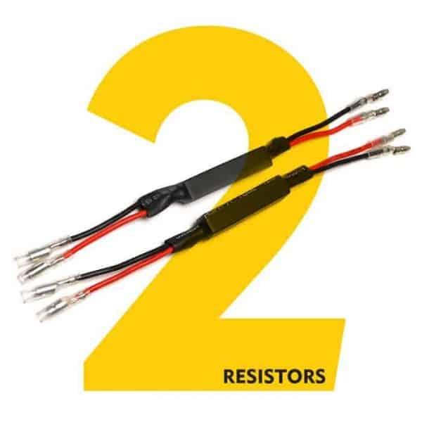Resistors (pair)